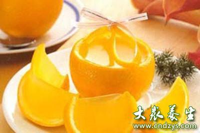 橘子皮有什么用,橘子皮美容(1)